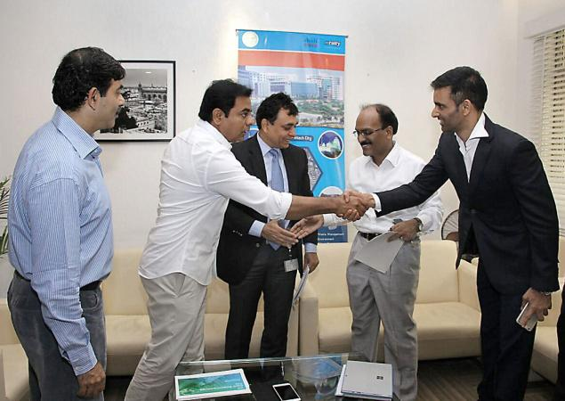 Cisco to help in Smart City project
